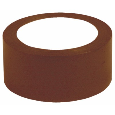 Pvc adhesive roll (50mmw33m) brown  - DIFF