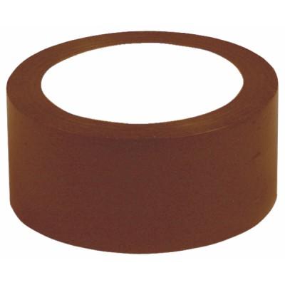 Rouleau PVC adhésif marron - DIFF