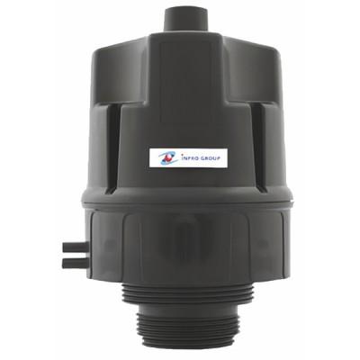 Wireless gauge TANKALERT SMS - INPRO : SMS TANKALERT