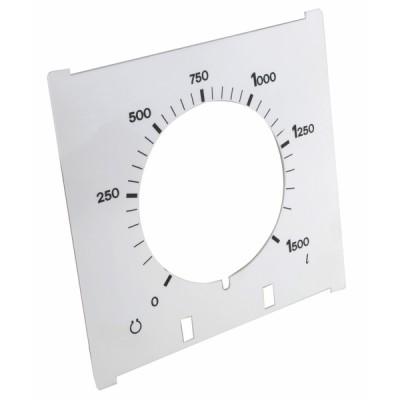Quadrante misuratore 1500 litri per TLM3 - WATTS INDUSTRIES : 22L0102102