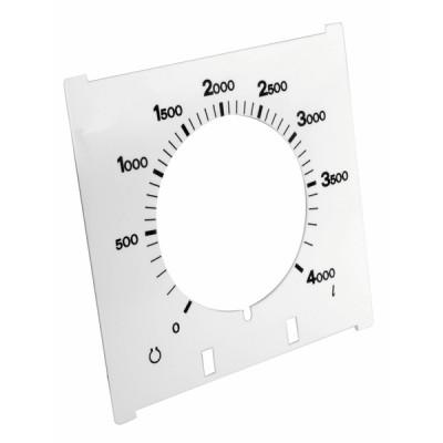 Quadrante misuratore 4000 litri per TLM3 - WATTS INDUSTRIES : 22L0102106