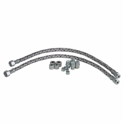 Kit universal 3/8 8-10 (flexible) - AFRISO : 2490001