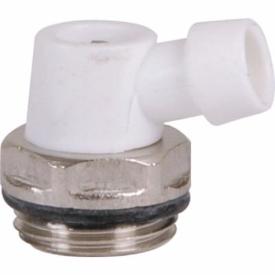Plastic purge valve - DIFF
