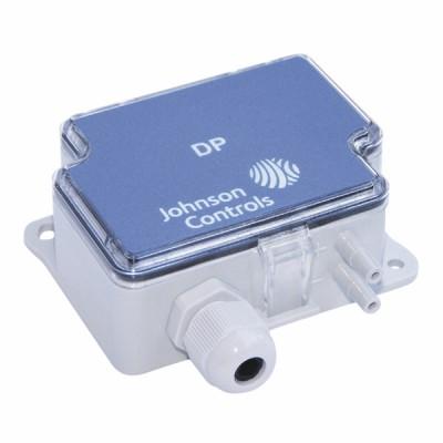 Differential pressure sensor 8 ranges - JOHNSON CONTR.E : DP2500-R8-AZ-D