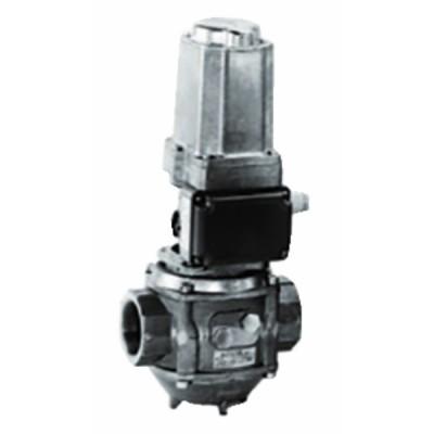 Valvola gas filettata 2'1/2' con contatto fine corsa - JOHNSON CONTR.E : GH-5619-7611