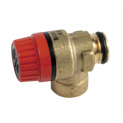 Safety valve 3bar - BAXI : SD00304