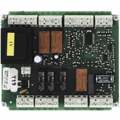 Heating controls board - BAXI : SPAC9900908
