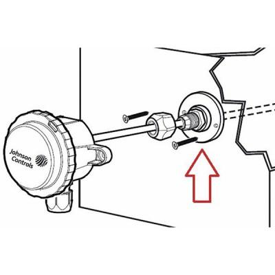 Accessoire de montage TS-6300D-000 - JOHNSON CONTR.E : TS-6300D-000