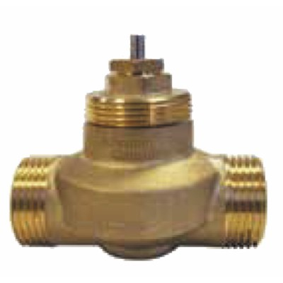 2-Way terminal unit control valve - JOHNSON CONTR.E : VG3210BS