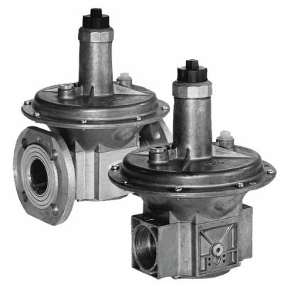 """Regulador de presión gas DUNGS FRS505/1 HH1/2"""" - DUNGS : 070383"""