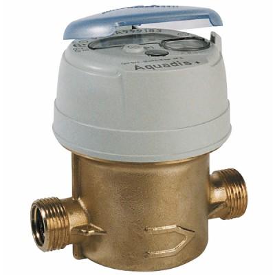 Compteur divisionnaire eau froide AQUADIS - ITRON : AQUAP15110EMB