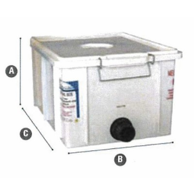Neutral box man senza pompa