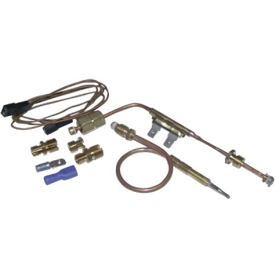 Thermocouple mts 200169 - DIFF for Chaffoteaux : 200169