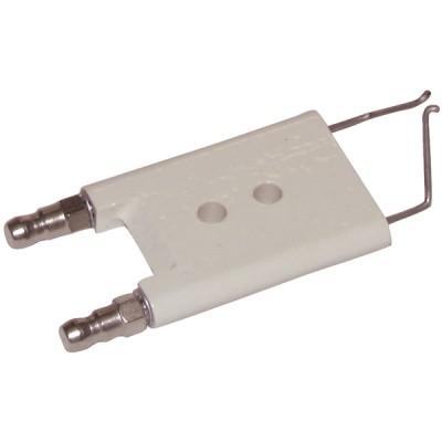 Bloque electrodo VIESSMANN - DIFF para Viessmann : 7810142/7810713