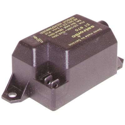 Trasformatore di accensione E3713 - ELSTER SAS : 708637