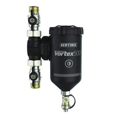 Filtro Vortex500 28mm - SENTINEL : ELIMV500-GRP28-FR