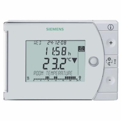 Thermostat hebdomadaire 230Vac REV24RF/SET-XA - SIEMENS : REV24RF/SET-XA