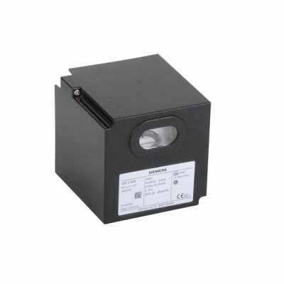 Boîte de contrôle gaz LFL 1.333 - SIEMENS : LFL1.333