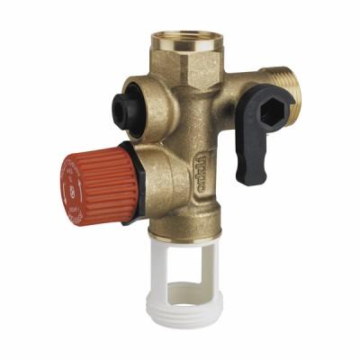 Hydraulic safety group gs1110000 - ORKLI DISTRIB. : GS1110000