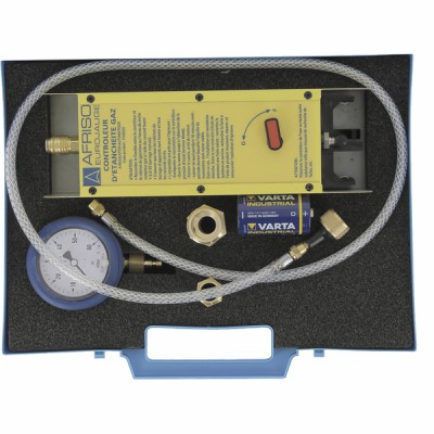 Leakproof gas control - AFRISO : 5100050