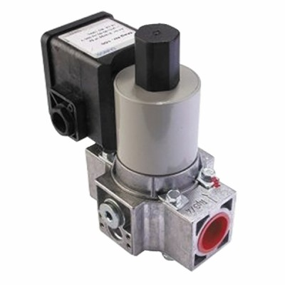 Électrovanne gaz HSAV 1500MB 230V NF réarmement manuel - DUNGS : 195090