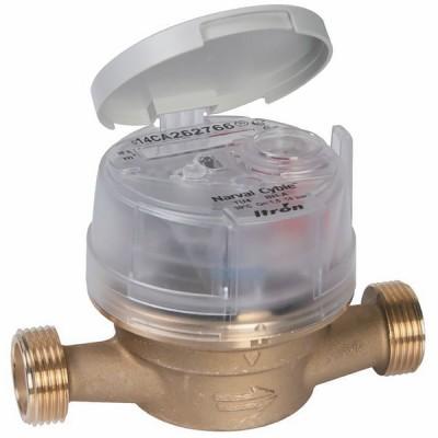 "Compteur divisionnaire eau froide NARVAL 3/4"" - ITRON : 6UKB15Y110BR50LCBXN_FR"