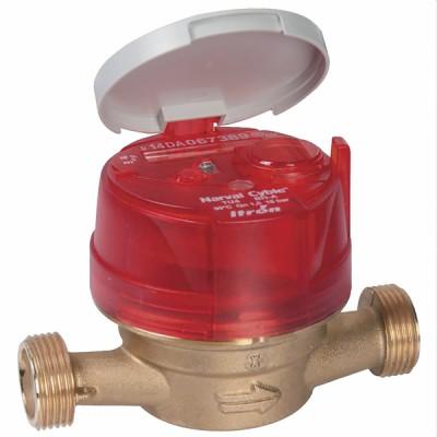 """Compteur divisionnaire eau chaude NARVAL 3/4"""" - ITRON : 6UWB15Y110BR50LCBXN_FR"""