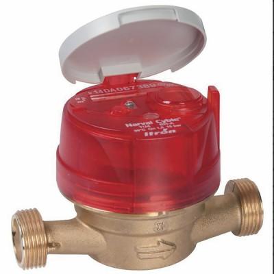 """Compteur divisionnaire eau chaude NARVAL 1"""" - ITRON : 6UWB20Y130CR50LBXN"""