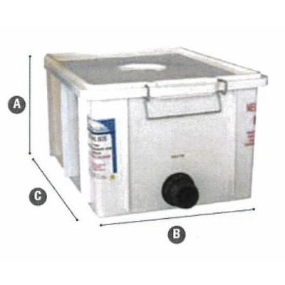 NEUTRAL BOX MAN sans pompe - DIFF