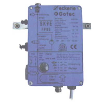Saugpumpe ECKERLE Typ SK9E /FP8E  - GOTEC: 110962