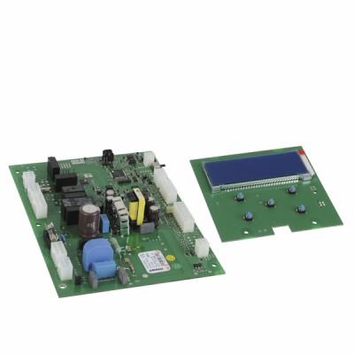 Circuit électronique et afficheur - COSMOGAS : 62632076