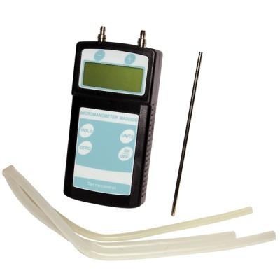 Digitaler Differenzdruckmesser Typ MA202DG von -1000 bis 1000mm H2O - TECNOCONTROL: MA202DG