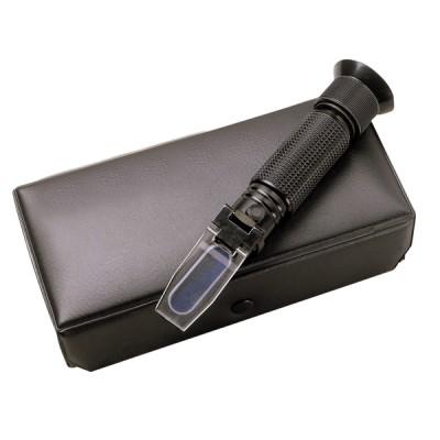 Tragbares Refraktometer  Glykol Messer solar und Pack - DIFF