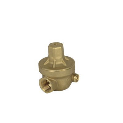 Isobar water pressure reducer FF 3/4 brass cover ISO20F  - ITRON : ISO20FMG