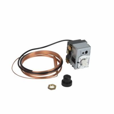 Thermostat limiteur 70-130°c - HOVAL : 2040962