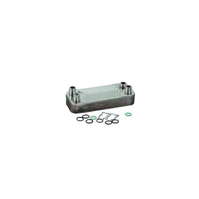 Intercambiador 12 placas - DIFF para Vaillant : 0020073795