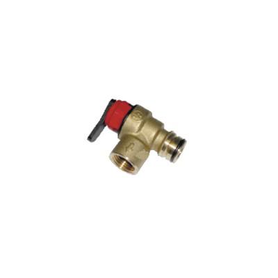 Relief valve 3 bars - DIFF for Beretta : R1806