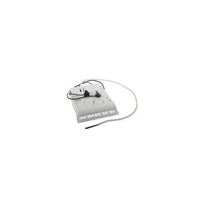 Boitier thermostat complet (2 mol et curs) - ATLANTIC : 087706