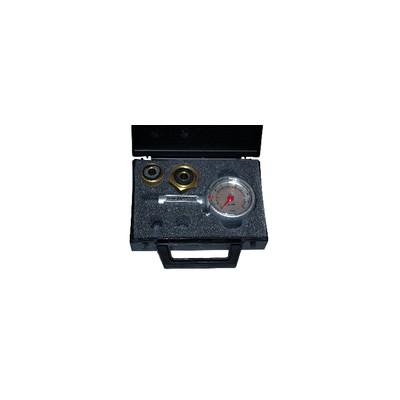Koffer Wasserdruck Druckmesser Ventil