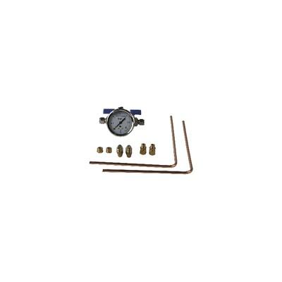 Druck-Set Umwälzpumpe 0 bis 6 bar  - GRUNDFOS OEM: 96519940