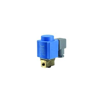 """Solenoid valve type danfoss evi 3 ff3/8"""" - DANFOSS : 32U1225"""