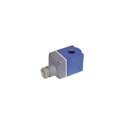 Bobina de recambio para electroválvulas DANFOSS 220VAC - DANFOSS : 18F6701