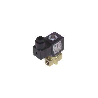 "Solenoid valve type ode d1000-801 ff1/4"""