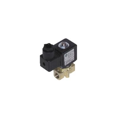 "Solenoid valve type ode d1011-211 ff3/8"""