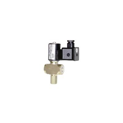 """Électrovanne CO 02 FF1/2"""" laiton - MADAS : CO02C 008"""