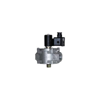 """Électrovanne gaz M16 RM NF 500mb FF1"""" 230Vac - MADAS : CM04C 008"""