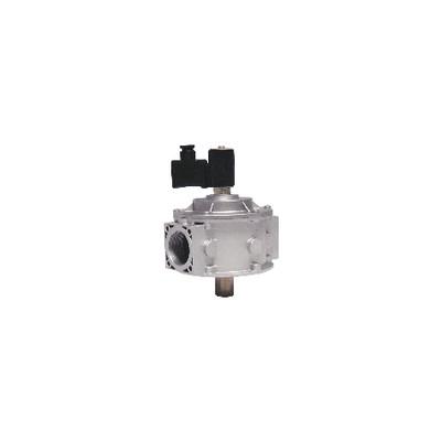 """Électrovanne gaz M16 RM NF 500mb FF1""""1/2 230Vac - MADAS : CM06C 008"""