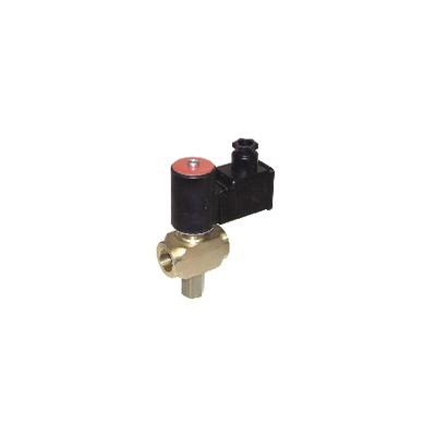 "Électrovanne CO 02A FF1/2"" laiton 6b - MADAS : C002C0000 008"