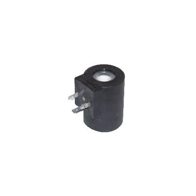 Bobina de recambio 24V CC (modelo redondo) - MADAS : BO.0040