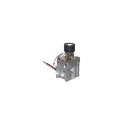 Gasregelblock SIT - Kompakteinheit 0.630.104 mit DAT